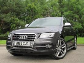 2013 Audi SQ5 3.0 BiTDi Station Wagon 5dr Diesel Tiptronic Quattro