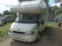 Rimor Superbrigg 677 TC 6 Berth, Fixed Bed, Garage, Awning