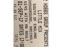Little Mix tickets SOE Showground 01/09