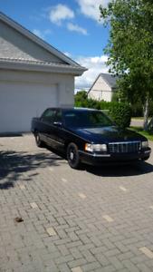 1999 Cadillac DeVille Berline