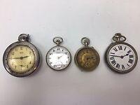Antique / vintage pockets watches / set