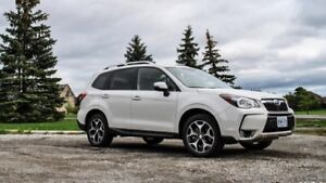 Subaru Forester XT 2015 AWD