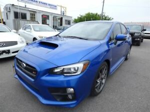 2015 Subaru WRX STi Sport-tech Package (M6) & NAVI & BACK UP CAM