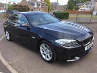 BMW 520 2.0TD auto 2010MY d M Sport