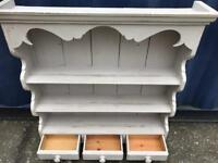 Shabby chic kitchen dresser unit FREE DELIVERY PLYMOUTH AREA