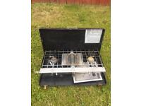 Camping gas stove/cooker