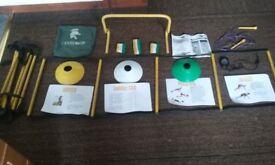 SAQ fitness equipment