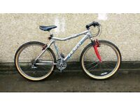 Mens Ladies Street bike Haro escape MTB hardtail city cruiser