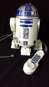 Vintage Star Wars R2D2 novelty phone (Telemania) $316 on Amazon!