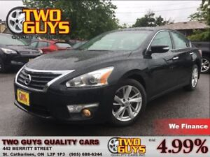 2013 Nissan Altima 2.5L Leather | Sunroof | Bose Audio | Great M