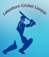 Don't wait to register - Lakeshore Cricket Cup