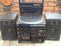 Technics seperate hi fi