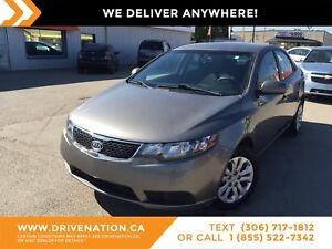 2012 Kia Forte 2.0L LX SPORTY AND GREAT ON FUEL!