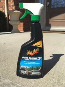 Meguiars Odor Eliminator Spray