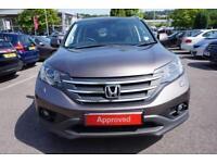 2014 Honda CR-V 2.0 i-VTEC SR 5dr Automatic Petrol Estate