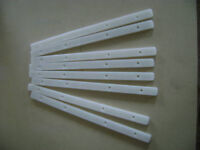 8 plastic drawer runners for 17mm grooved drawers