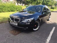BMW 5 Series 2.0 520d SE 4dr+1 YEAR MOT+2 KEYS+RECENTLY SERVICED