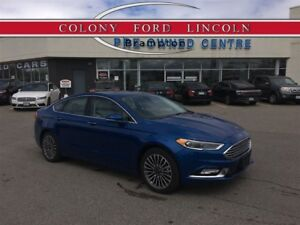 2017 Ford Fusion FORD EMPLOYEE PRICING, ADAPT CRSE, NAV!