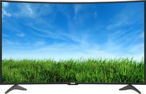 55 inch 4k curve tv available until Fri
