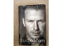 David Beckham - My Side Hardback 2003 Autobiography