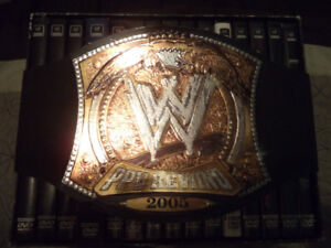 WWE 2005 Pay-Per-View DVD Collection
