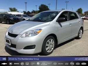 2013 Toyota Matrix Base (M5) | NO ACCIDENTS | ONE OWNER | LOCAL