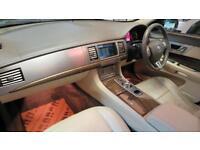 2010 JAGUAR XF 3.0d V6 S Portfolio Auto Sat Nav Xenons Keyless Ipod Dock