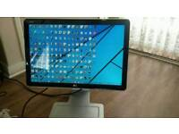 22 inch hp monitor for pc or laptops