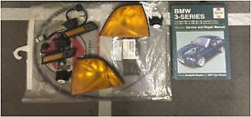 BMW 3 Series E36 Parts & Haynes Manual
