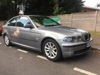 BMW 3 SERIES COMPACT 2004 M PACK 1.8 PETROL-GOOD RUNNER-VERY CLEAN AND TIDY