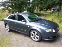 Audi A4, S line, 2.0tdi, lovely car