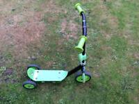 Child's scooter Ben 10