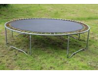 Large Size Trampoline - 12' diameter (3.6m)