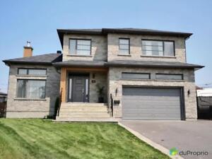 584 900$ - Maison 2 étages à vendre à Chateauguay