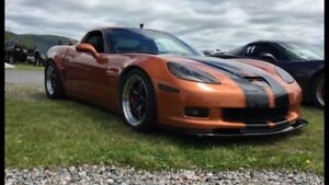 Big block 2007 corvette z06