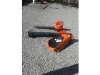 Garden hover/blower