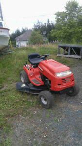 Yardworks Ride on mower