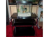 Aqua One Aqua start 320 Fish Tank Aquarium 28L plus stand