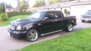 2002 Harley Supercharged F150 $9900