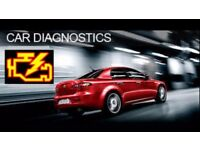 VEHICLE DIAGNOSTICS/DPF RE-GEN WE COME TO YOU THE SAME DAY TOTALLY IMPARTIAL £25