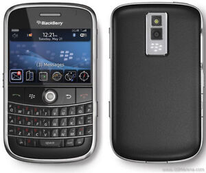 Blackberry Bold 9000 - Missing Battery. Good Condition