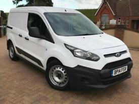 2014 14 Reg Ford Transit Connect 1.6TDCi TWIN SIDE DOORS