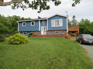 Beautiful Split Entry Home on Half Acre Lot Conception Bay South