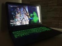 HP Pavillion gaming laptop 15-ak000na