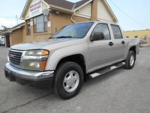 """2005 GMC Canyon 3.5L 4X4 Crew Cab """"AS IS"""" Special 261,000KMs"""
