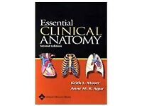 Essential Clinical Anatomy By Keith L. Moore, Anne M. R. Agur, 2nd Edition