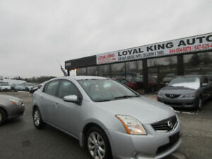2012 Nissan Sentra CERTIFIED & ETSETED Sedan