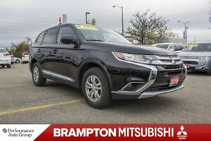 2016 Mitsubishi Outlander ES|BACKUP CAM|BLUETOOTH|HTD SEATS|CRUI