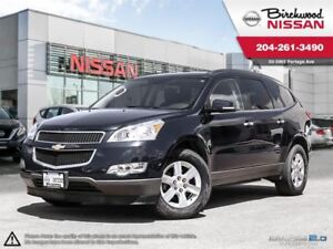 2012 Chevrolet Traverse FWD 1LT Great Family Vehicle