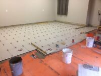 Tile setter available . Contractor price for homeowners